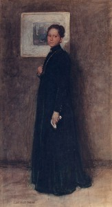Portret Marie Zoetelief Tromp - Blommers